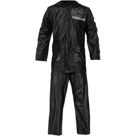 Thor Rain Suit Black 3XL