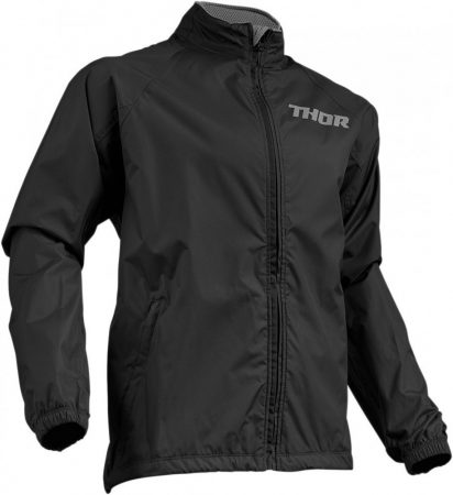 Thor Pack Jacket Black-Charcoal XL