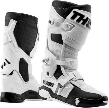Thor Radial MX Cross Csizma White 45,5