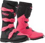 Thor Blitz XP Női Cross Csizma Black Pink