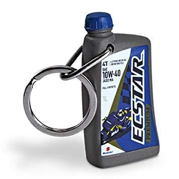 Suzuki Ecstar kulcstartó