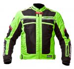 Mugen Race MNR 1830 MJ Textil Kabát Fekete Rodeo Ride