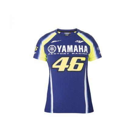 VR46 – Yamaha női pólóXL