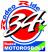 VR46 – Yamaha galléros férfi póló M
