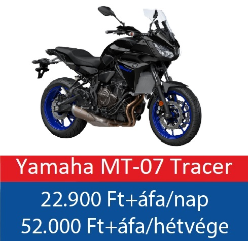 motorbérlés Yamaha PW50